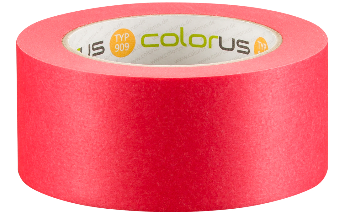 Colorus Premium Fineline Washi Tape Malerband Extra Strong 50m x 50mm 50mm