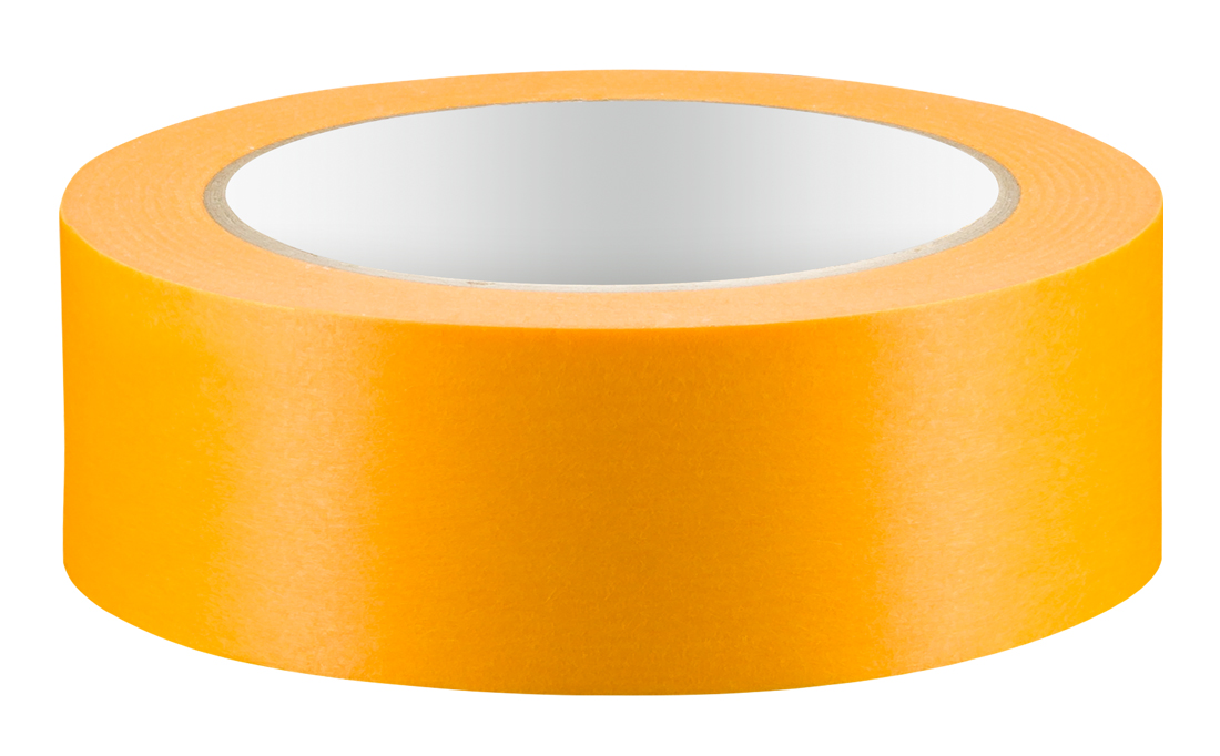 Colorus Heimwerker Goldband Washi Tape UV 30 Klebeband 50m x 38mm 38mm