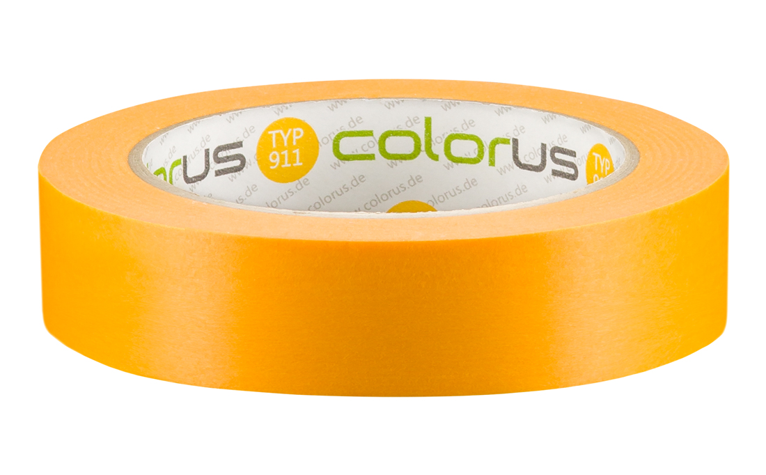 Colorus Fineline Gold PLUS Soft Tape 50m 25mm 25mm