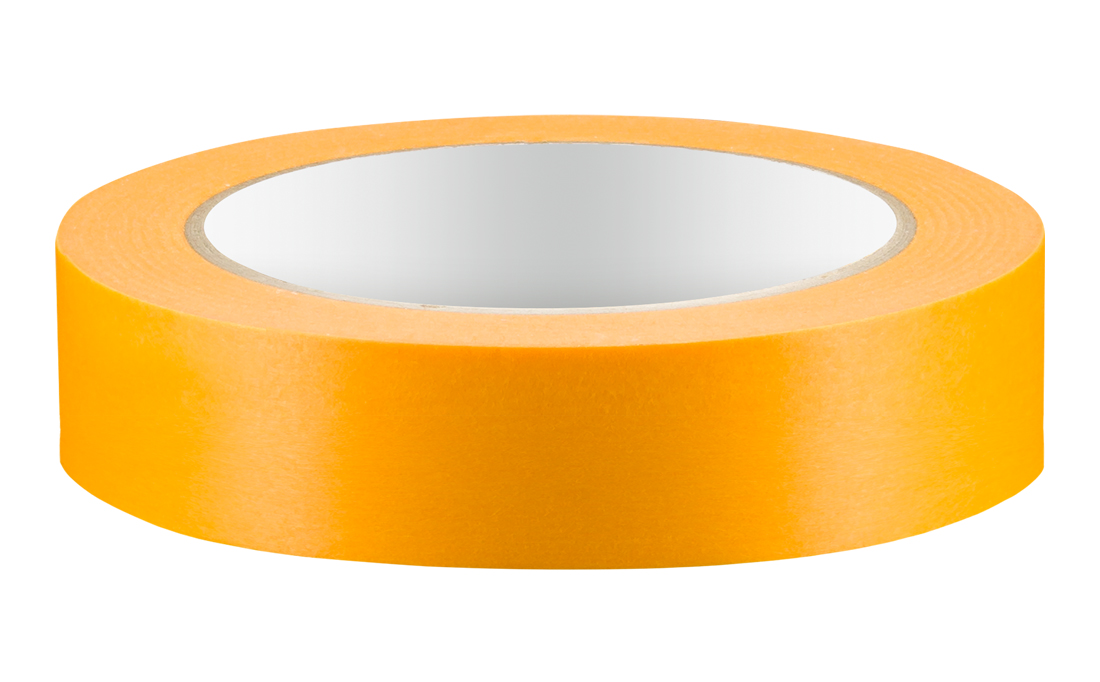 Colorus Heimwerker Goldband Washi Tape UV 30 Klebeband 50m x 25mm 25mm