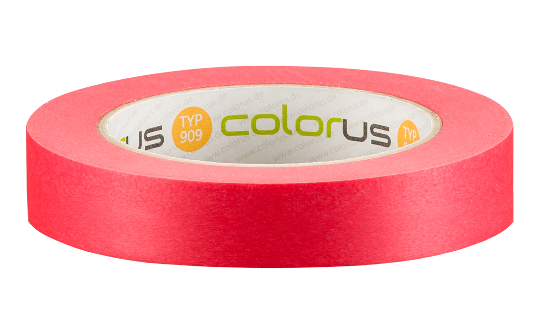 Colorus Premium Fineline Washi Tape Malerband Extra Strong 50m x 19mm 19mm