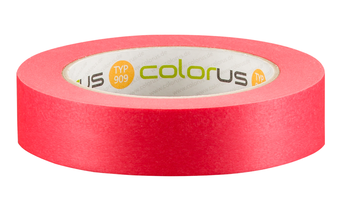 Colorus Premium Fineline Washi Tape Malerband Extra Strong 50m x 25mm 25mm