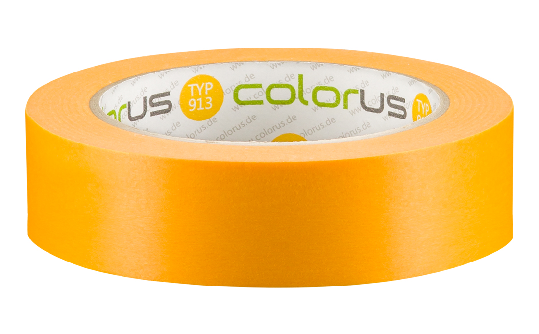 Colorus Profi Goldband Washi Tape UV 90 Klebeband 50m x 30mm 30mm