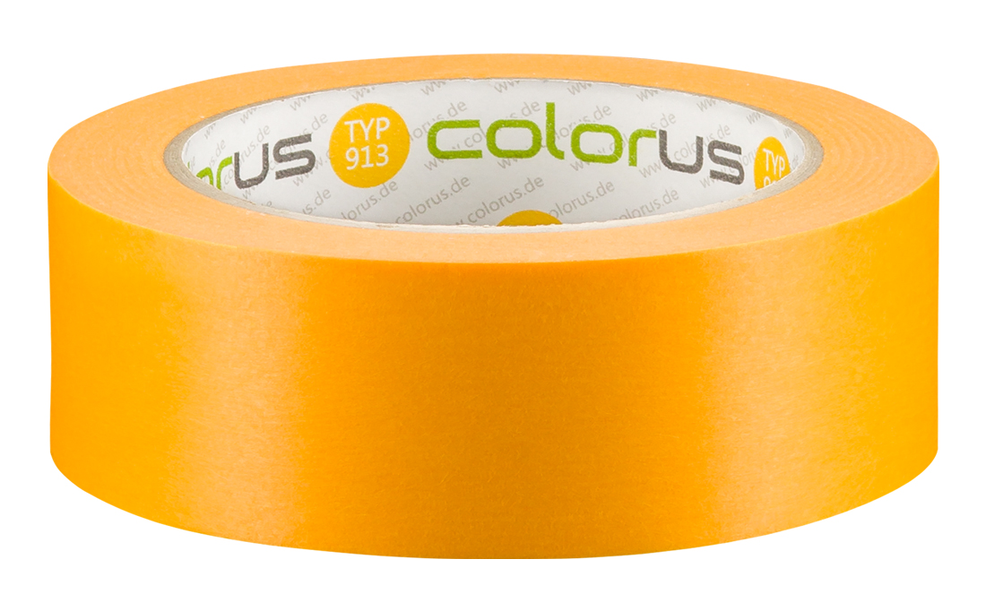 Colorus Profi Goldband Washi Tape UV 90 Klebeband 50m x 38mm 38mm