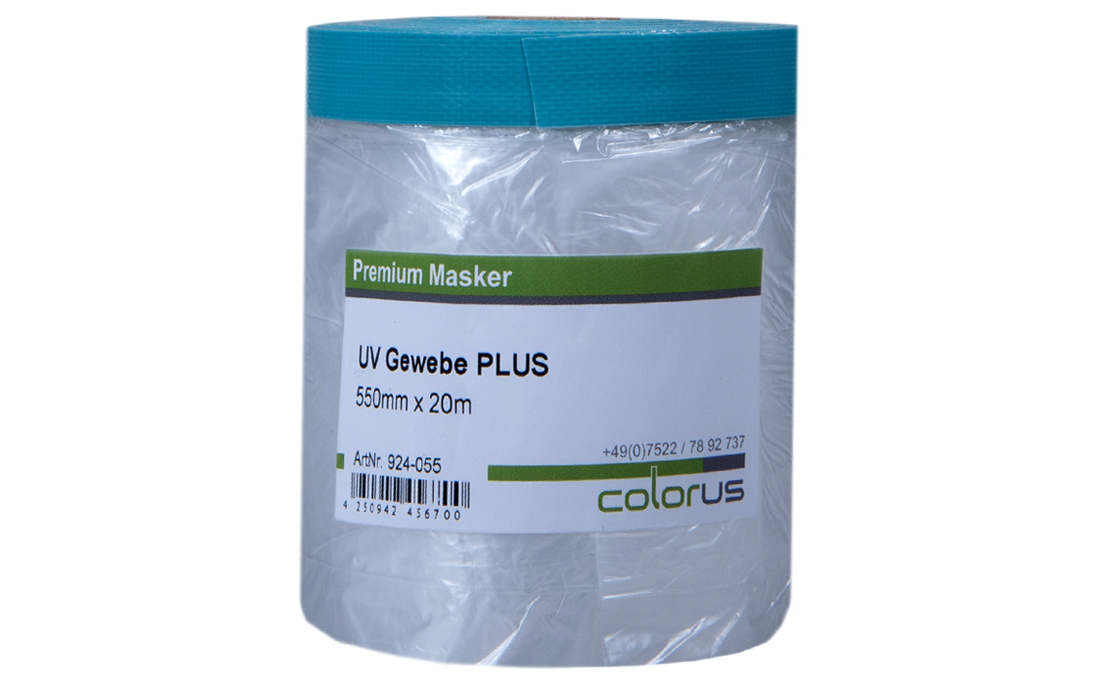 Colorus Premium Folien Masker Tape Gewebe UV 21
