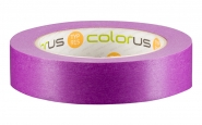 Colorus Premium Fineline Washi Tape Tapetenband Extra Sensitive 50m x 25mm 25mm