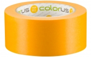 Colorus Premium Goldband Washi Tape UV 120 Klebeband 50m x 50mm 50mm