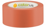 Colorus Premium Putzerband orange glatt Schutzband 33m x 50mm 50mm