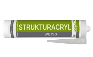 Colorus Struktur Acryl PLUS weiß 310ml