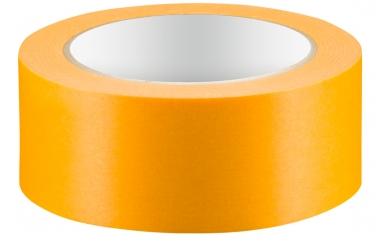 Colorus Heimwerker Goldband Washi Tape UV 30 Klebeband 50m x 50mm 50mm