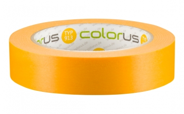 Colorus Profi Goldband Washi Tape UV 90 Klebeband 50m x 25mm 25mm